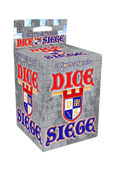 Dice Siege-Dice Game