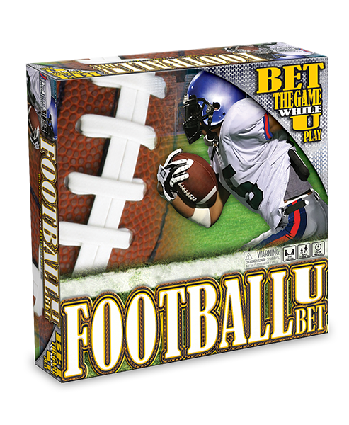 Football U Bet Board Game