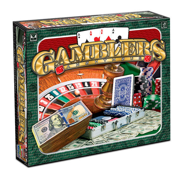 Gamblers Anonymous Board Game