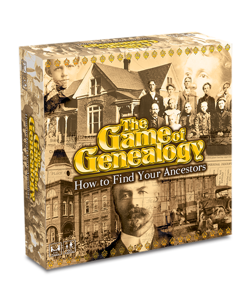 The Genealogy Board Game