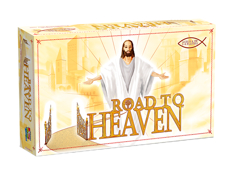 Road to Heaven Board Game