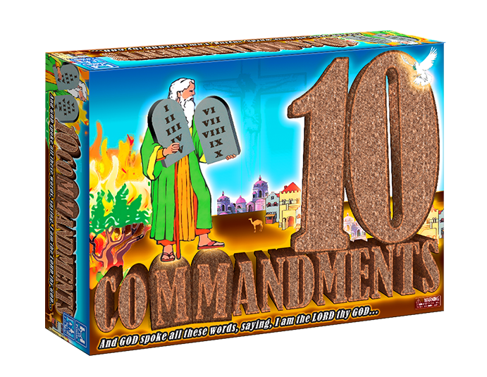 The Ten Commandments Board Game