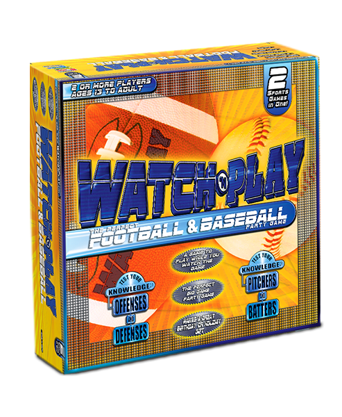 Watch N Play Football Board Game