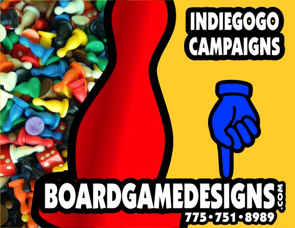 Indiegogo Campaigns
