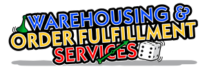 Game Warehousing & Game Order Fulfillment Services (Distribution)