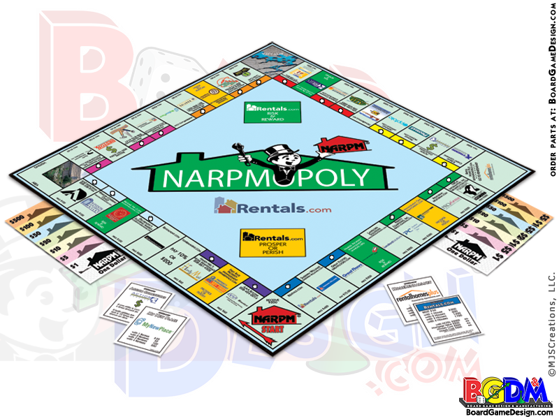 NARPM-opoly - Monopoly Styled Game